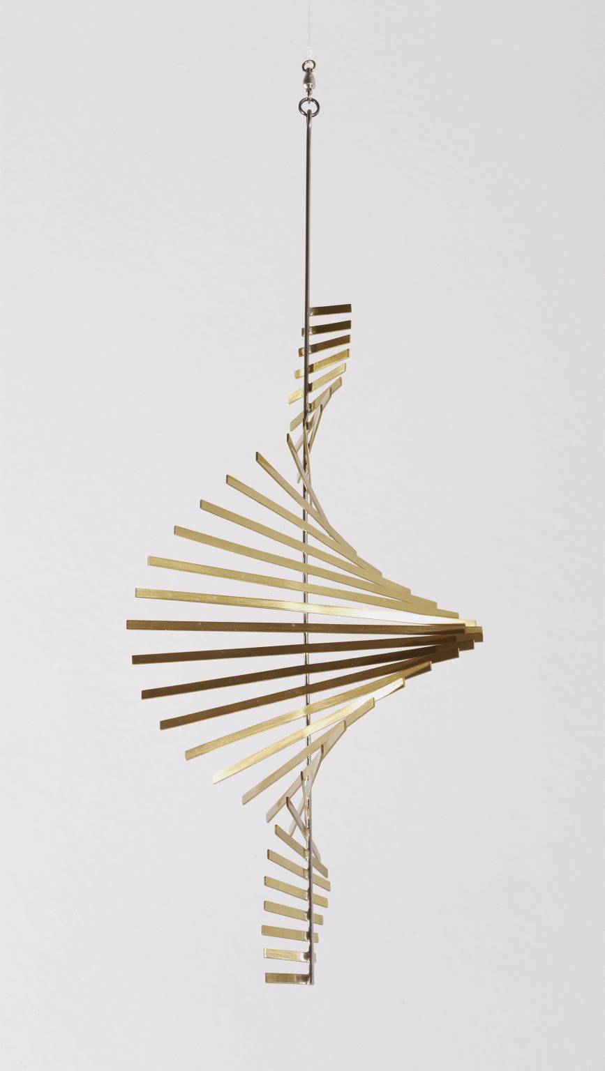 Small Screw Mobile 1953 by Kenneth Martin 1905-1984