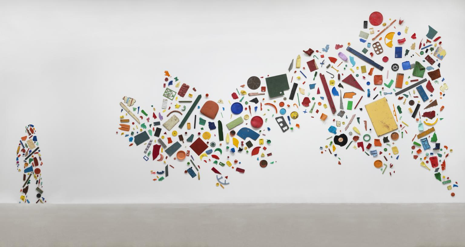 Britain Seen from the North 1981 Tony Cragg born 1949 Purchased 1982 http://www.tate.org.uk/art/work/T03347